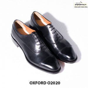 Giày tây nam da bò thật Huy Hoàng Oxford O2020 001