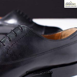 Giày tây nam da bò thật Huy Hoàng Oxford O2020 007