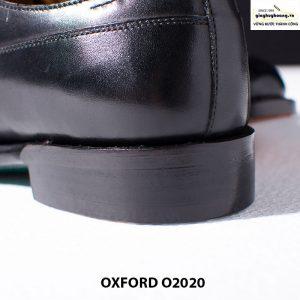Giày tây nam da bò thật Huy Hoàng Oxford O2020 003