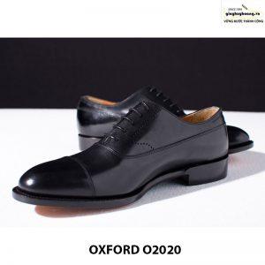Giày tây da bò huy hoàng O2020 chính hãng cao cấp 001