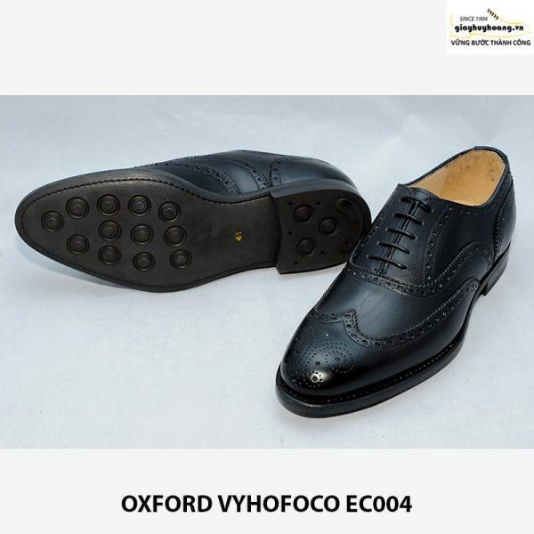 Bán Giày tây nam chất lượng Oxford Vyhofoco EC004 chính hãng cao cấp 003