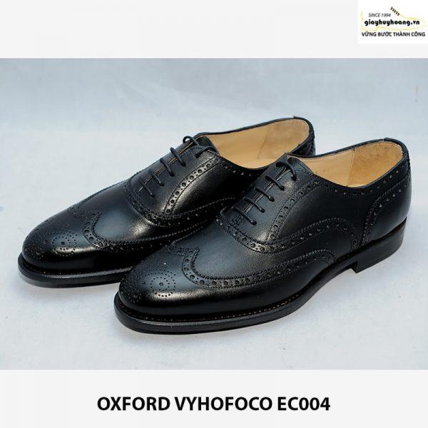 Bán Giày tây nam công sở Oxford Vyhofoco EC004 chính hãng cao cấp 002
