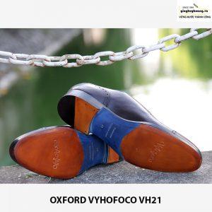 bán Giày tây nam cột dây Oxford Vyhofoco VH21 chính hãng giá rẻ 003