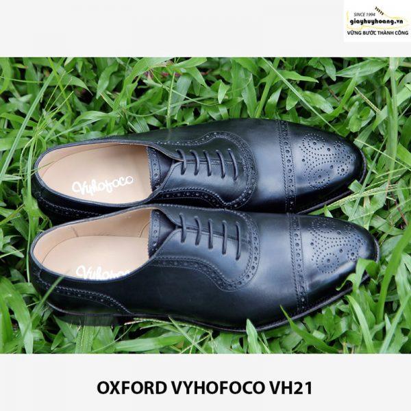 bán Giày tây nam công sở Oxford Vyhofoco VH21 chính hãng 002