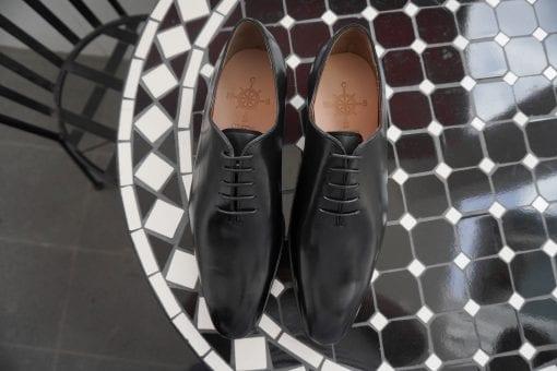 Giày tây nam cột dây Oxford CNES O2013 006