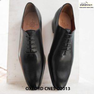 Giày tây nam cột dây Oxford CNES O2013 004