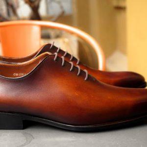 Giày tây nam cột dây Oxford CNES O2013 003
