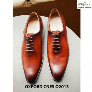Giày tây nam cột dây Oxford CNES O2013 001