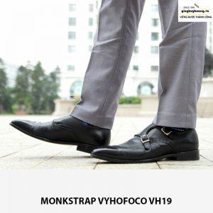 Bán Giày nam double monkstrap vyhofoco VH19 chính hãng chất lượng 002