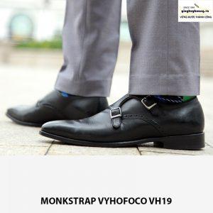 Bán Giày nam double monkstrap vyhofoco VH19 chính hãng chất lượng 007