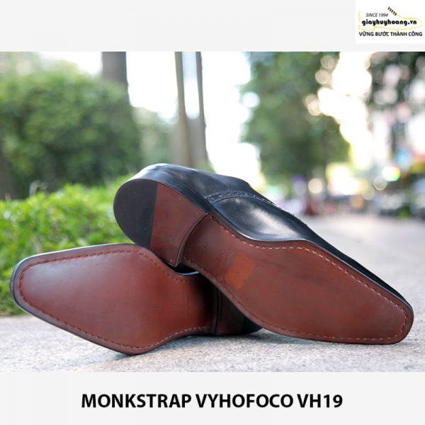 Bán Giày nam double monkstrap vyhofoco VH19 chính hãng chất lượng 005