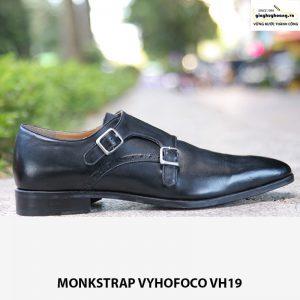 Bán Giày nam double monkstrap vyhofoco VH19 chính hãng chất lượng 004
