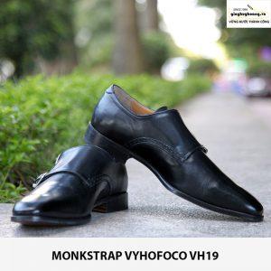 Giày tây da bò huy hoàng VH19 chất lượng cao 001