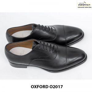 Giày tây da bò huy hoàng O2017 chính hãng