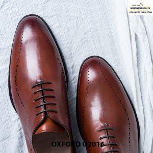 Giày tây da bò huy hoàng O2016 chất lượng cao 001