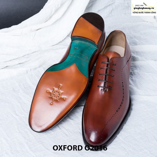 Giày oxford nam đế da O2016 007