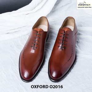 Giày oxford nam đế da O2016 006
