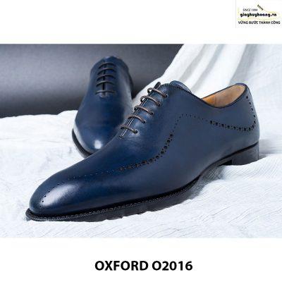 Giày oxford nam đế da O2016 005