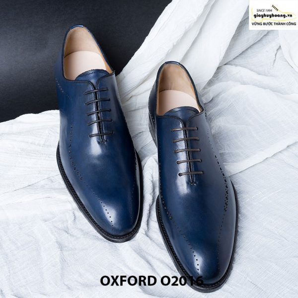 Giày oxford nam đế da O2016 004