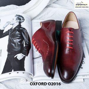 Giày oxford nam đế da O2016 003