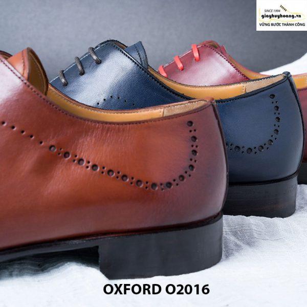 Giày oxford nam đế da O2016 002