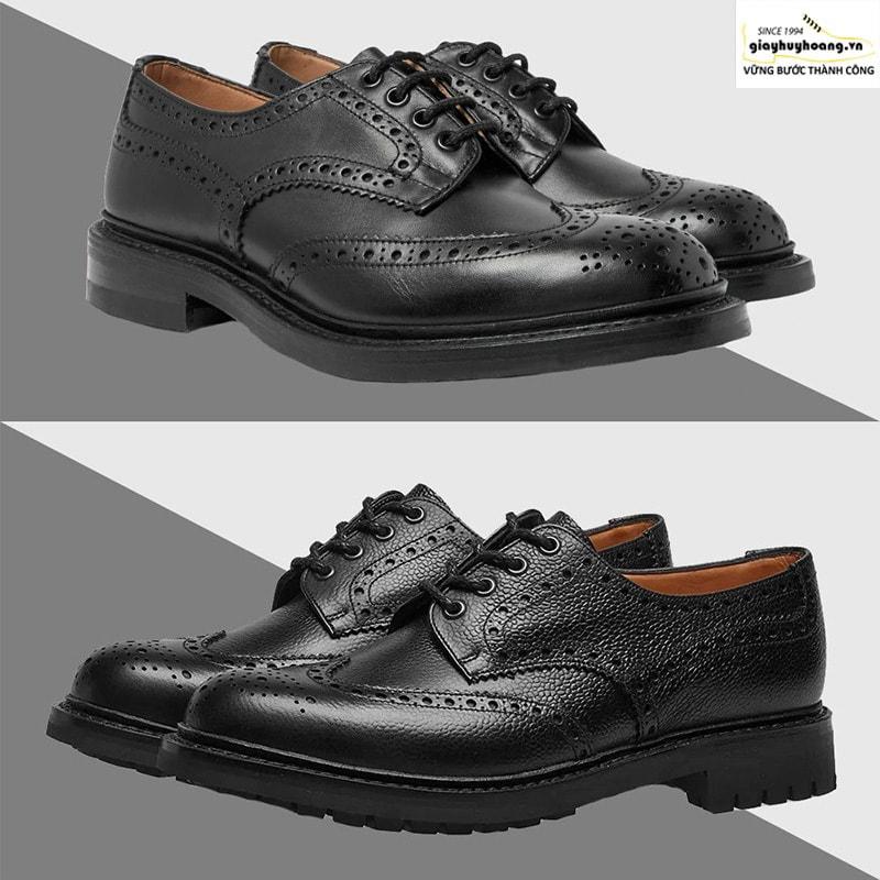 Giày da nam là gì? Cách phân biệt với giày vải bata sneaker