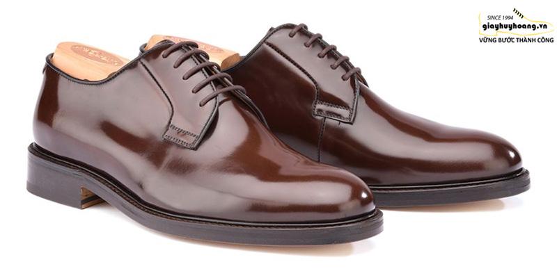 101 kiểu cách phối đồ quần áo đẹp với giày Derby nam thời trang năm 2020