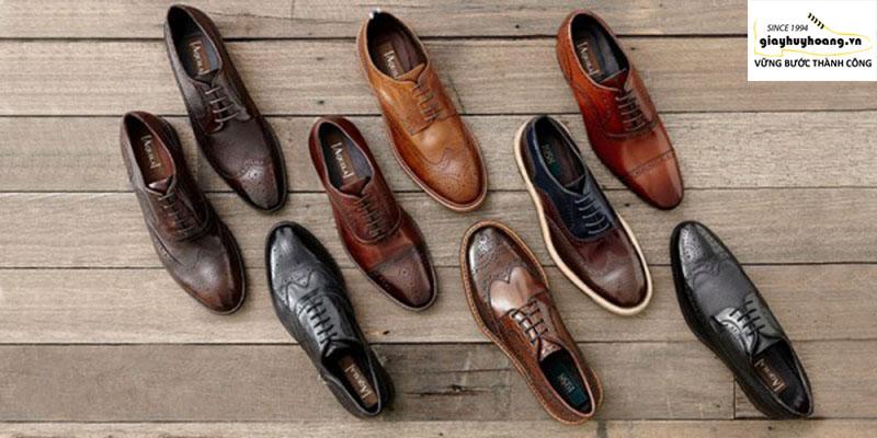 10 lợi ích Giày da bò tốt bền đẹp cho đôi chân bạn sướng