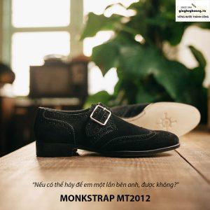 Giày Double Monkstrap MT2012 004