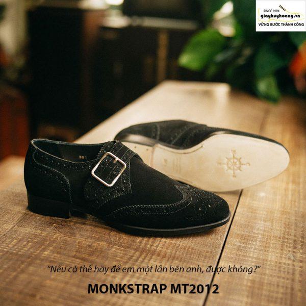 Giày Double Monkstrap MT2012 003