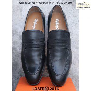 Giày lười nam da bò Loafer L2016 001
