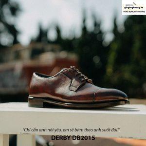 Giày tây nam công sở cao cấp Derby DB2015 003