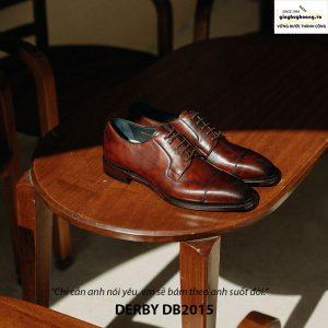Giày tây nam công sở cao cấp Derby DB2015 001
