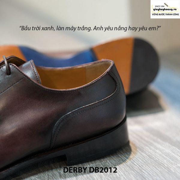 Giày tây nam Derby nam tính DB2012 005