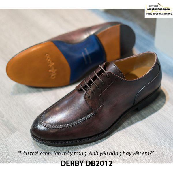 Giày tây nam Derby nam tính DB2012 004