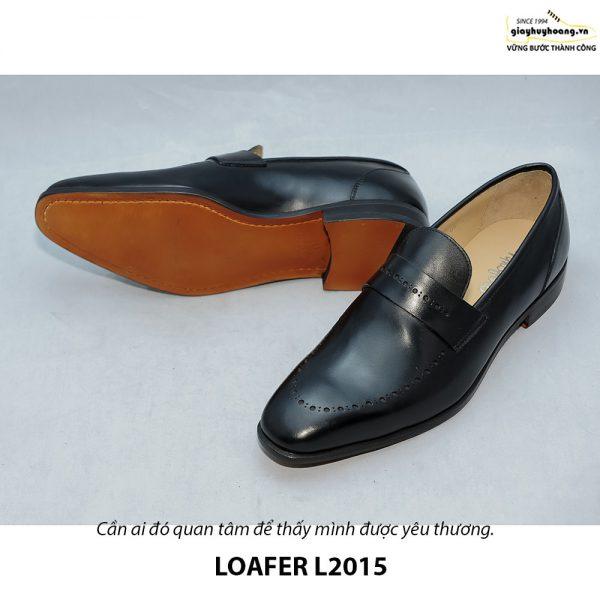 Giày lười loafer nam da bò L2015 005