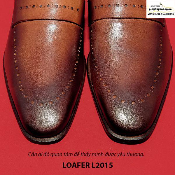 Giày lười loafer nam da bò L2015 003