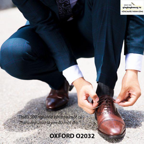 Giày tây nam công sở Oxford O2032 004