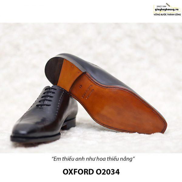 Giày công sở nam Oxford O2034 004
