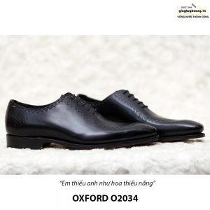 Giày công sở nam Oxford O2034 002