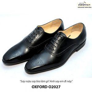 Giày tây nam công sở Oxford O2027 008
