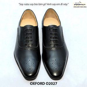Giày tây nam công sở Oxford O2027 007
