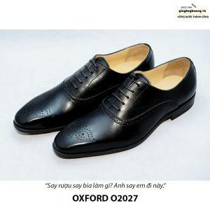 Giày tây nam công sở Oxford O2027 005