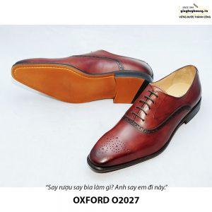 Giày tây nam công sở Oxford O2027 004