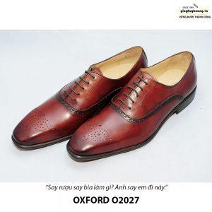 Giày tây nam công sở Oxford O2027 003
