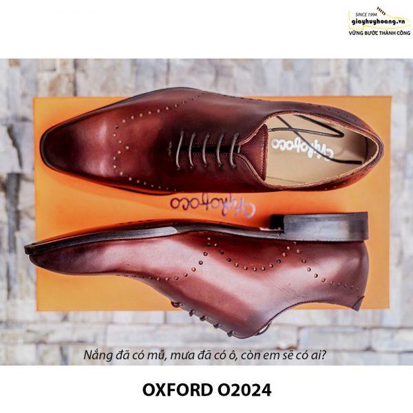 Giày tây nam Oxford Xịn O2024 007
