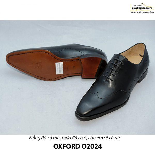 Giày tây nam Oxford Xịn O2024 005