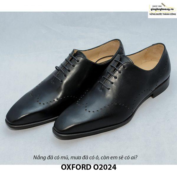 Giày tây nam Oxford Xịn O2024 004