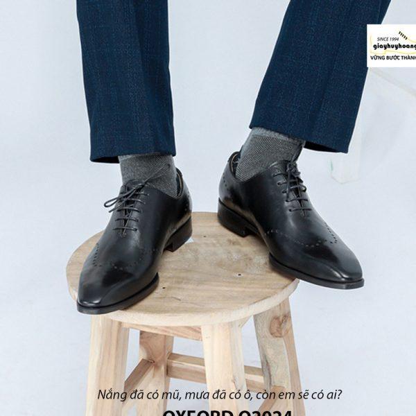 Giày tây nam Oxford Xịn O2024 002