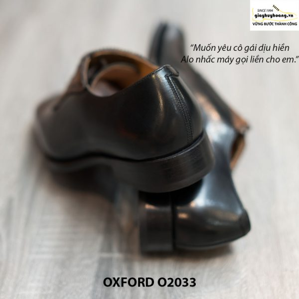 Giày tây nam công sở Oxford O2033 004